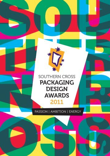 design awards - the Packaging Council of Australia