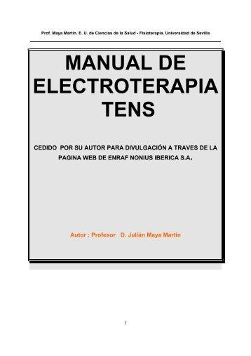ELECTROANALGESIA: T - Portal Saude Brasil . com