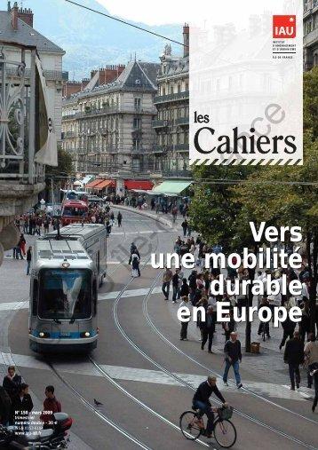 Vers une mobilité durable en Europe - IAU îdF