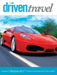 2006 Driven Travel Brochure - Horizon & Co.
