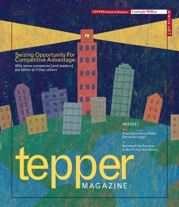 tepper - Carnegie Mellon University