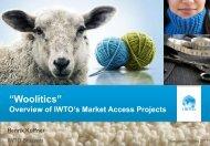 Activities - IWTO