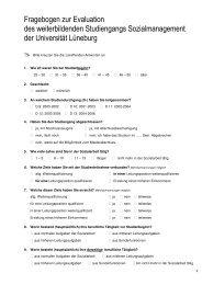 Fragebogen 2. Untersuchungsabschnitt - Sozialarbeit mit rechten ...