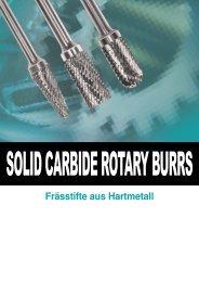 Frässtifte aus Hartmetall - YG-1