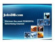 Download our Media Kit - jobsDB.com