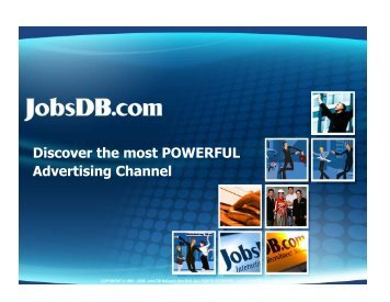 Download our Media Kit - jobsDB.com