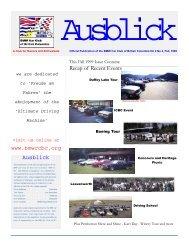 online PDF - the BMW Car Club of British Columbia