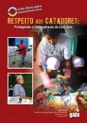 Respeito aos Catadores - GAIA