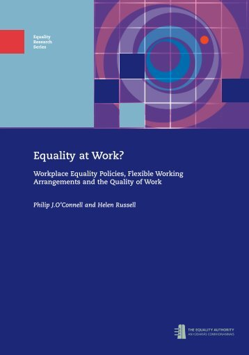 Equality at Work.pdf (size 759.3 KB) - Equality Authority