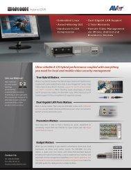 AverDigi EH6108 - Remote-security.com