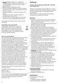 Multiquick 5 Multiquick 3 - Page 4