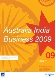 Australia India Business 2009 - RCSA