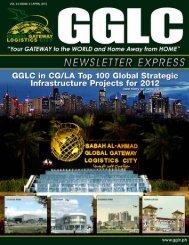 (Volume 6) GGLC Express Issue - Global Gateway Logistics City