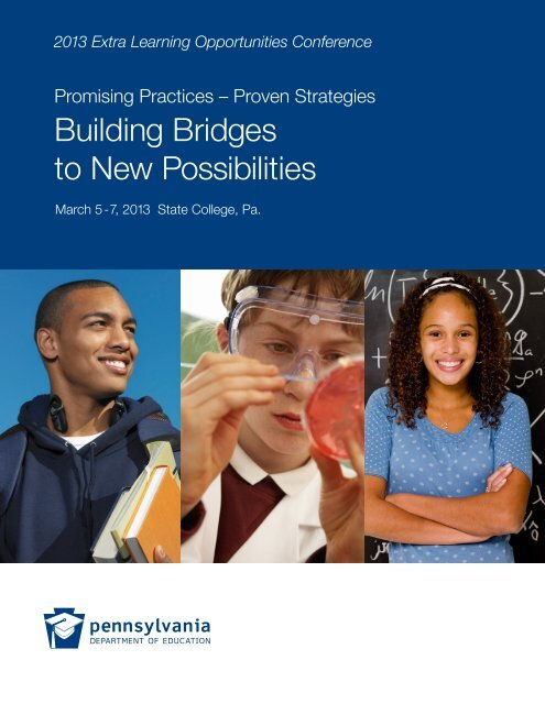 Download the Agenda - 21st Century Community Learning Centers