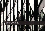 Download Results Presentation - Derwent London