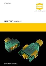 HARTING Han® GND - HARTING USA
