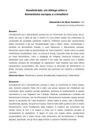 Sousândrade: um diálogo entre o Romantismo europeu e o brasileiro
