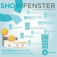 Was begeistert Sie an QVC?