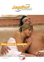 wellness & Beauty - Dolce Vita Hotels
