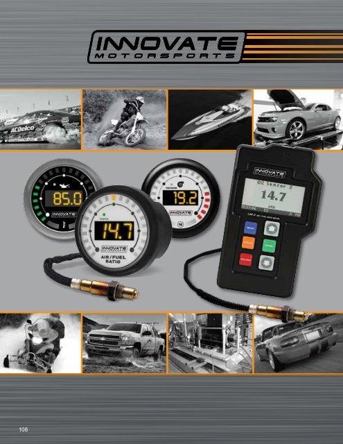 Innovate Motorsports LM-2 BASIC 3837 Bosch LSU 4.9 Digital Air//Fuel Ratio Wideband Meter incl