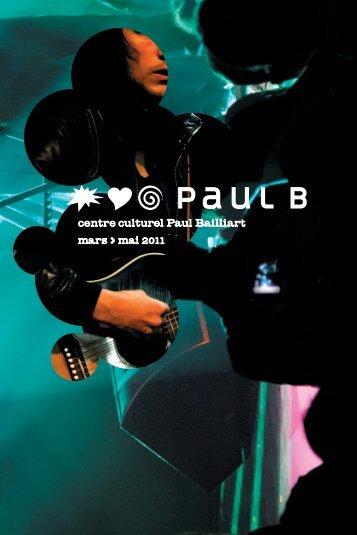 centre culturel Paul Bailliart mars > mai 2011 - Massy