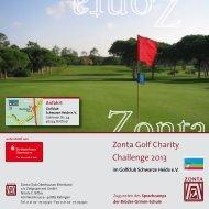 Zonta Golf Charity Challenge 2013 - Ruhrpolis.de