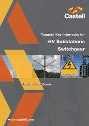 Interlocks for HV Substations Switchgear - Castell
