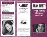 Plan First brochure3.indd - Jackson County, Michigan