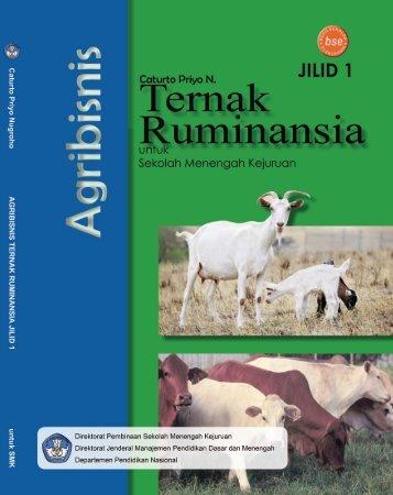 agribisnis ternak ruminansia jilid 1 smk - Index of