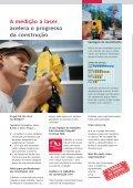 Leica Builder ... Construído para construir - SERTOPO.net - Page 5