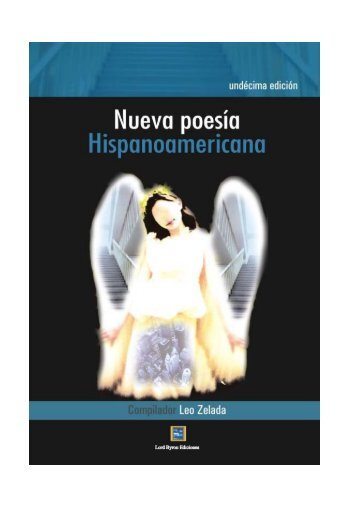 Nueva Poesía Hispoanoamericana - Publicatuslibros.com