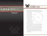 Vortex TMCQ MOA reticle manual - EuroOptic.com