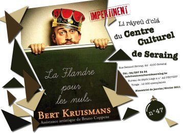 IMPERTINENT - Centre culturel de Seraing
