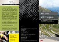 Kurvenschwingen - Mieminger Plateau