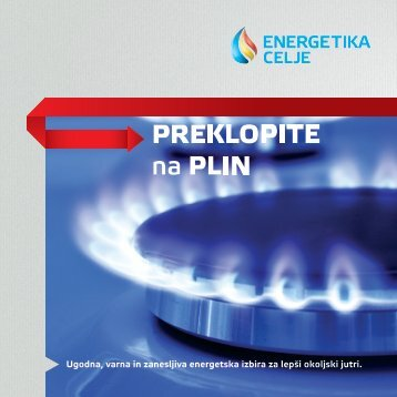 Preklopite na plin - Energetika Celje
