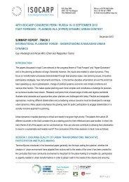 Summary Report - Isocarp