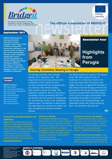 newsletter 4 EN ok.cdr - Bridge-it - communicationproject.eu