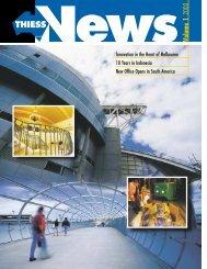 Thiess News, Volume 1, 2000