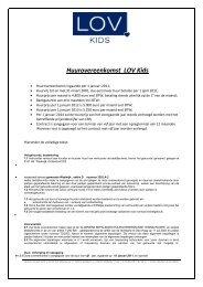 Huurovereenkomst - BVA Auctions