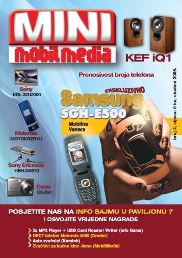 Download Mini Mobil Medije #2