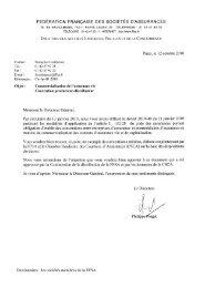 fédération française des sociétés d'assurances - Anacofi