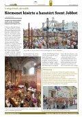 Körmenet kísérte a hazatért Szent Jobbot 2-3. oldal - Székesfehérvár - Page 2