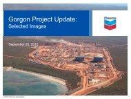 September 25, 2012 - Chevron