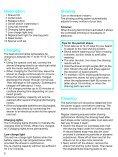 Contour Series - Braun Consumer Service spare parts use ... - Page 6