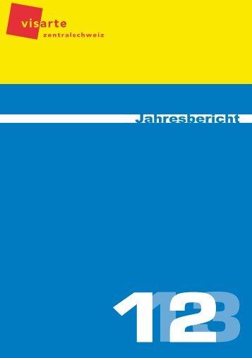 Jahresbericht 2012, PDF - Visarte Zentralschweiz