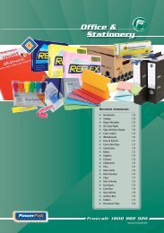 Office & Stationery Section