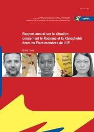 Rapport annuel 2006 sur le racisme - CRAN