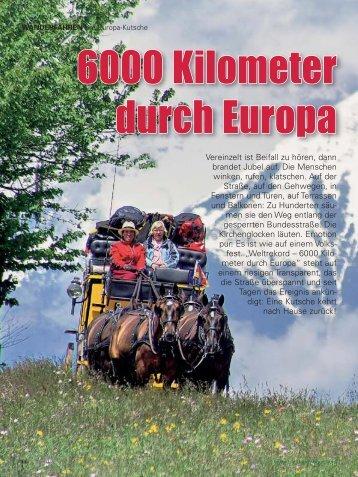 Artikel hier downloaden - Europa-Kutsche