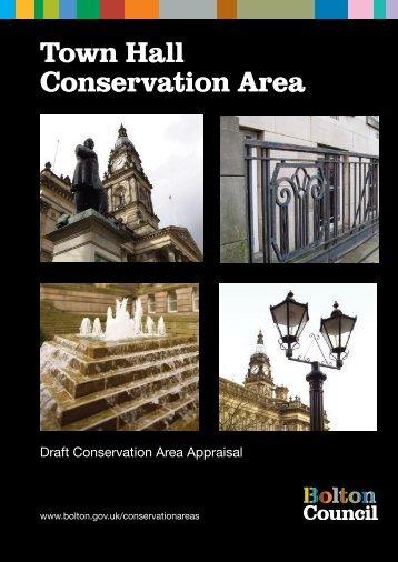 Town Hall Conservation Area - Bolton Metropolitan Borough Council