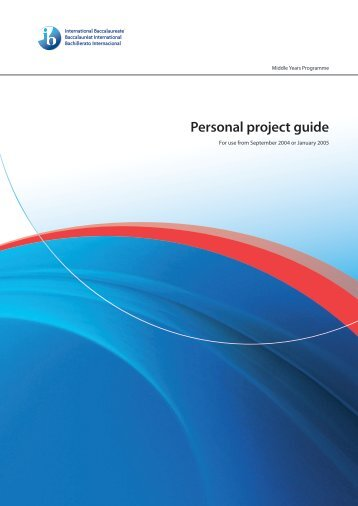 Personal Project Guide.pdf